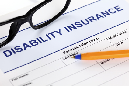 Applying for Disability insurance